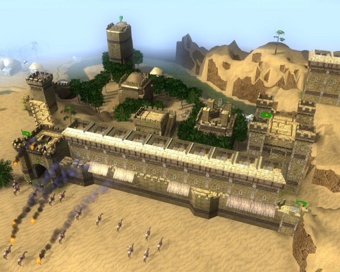 Мод Stronghold 2 Crusader